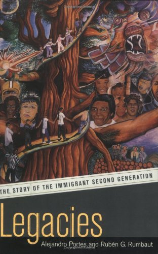 Legacies The Story of the Immigrant Second Generation  2001 edition cover
