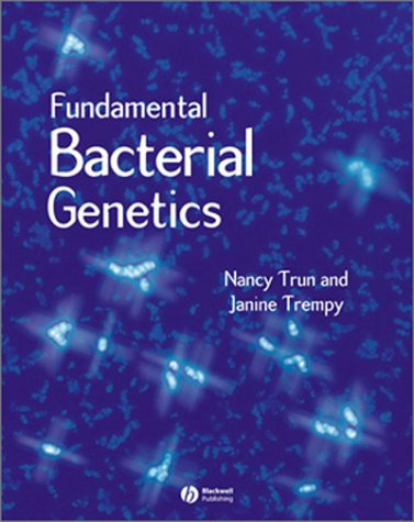 Fundamental Bacterial Genetics   2003 edition cover