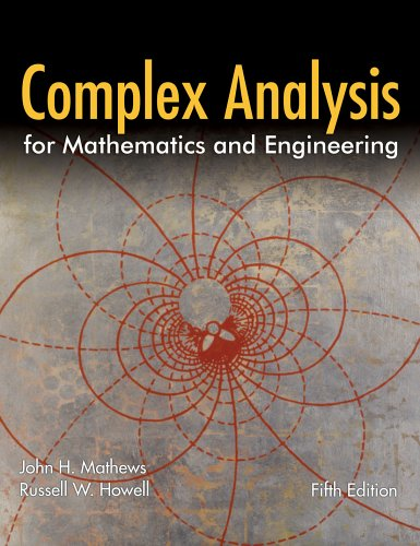 Complex Analysis for Mathematics and Engineering  5th 2006 (Revised) edition cover