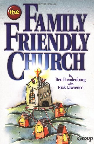Family-Friendly Church  1998 edition cover