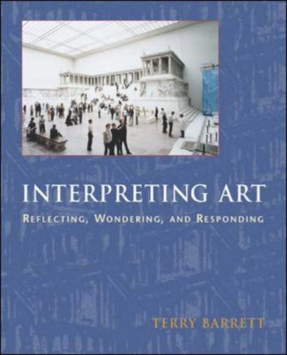Interpreting Art Reflecting, Wondering, and Responding  2003 edition cover