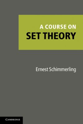 Course on Set Theory   2011 edition cover
