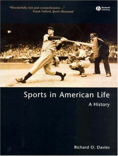Sports in American Life A History  2006 edition cover