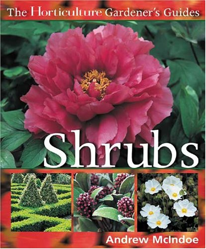 Shrubs   2005 9781558707481 Front Cover