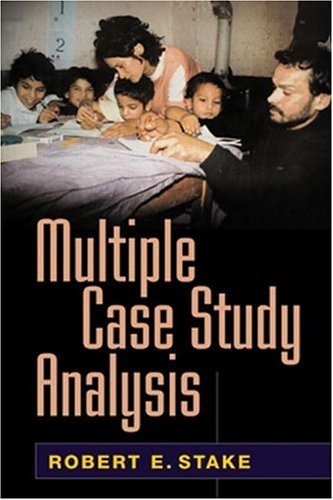 Multiple Case Study Analysis   2006 edition cover