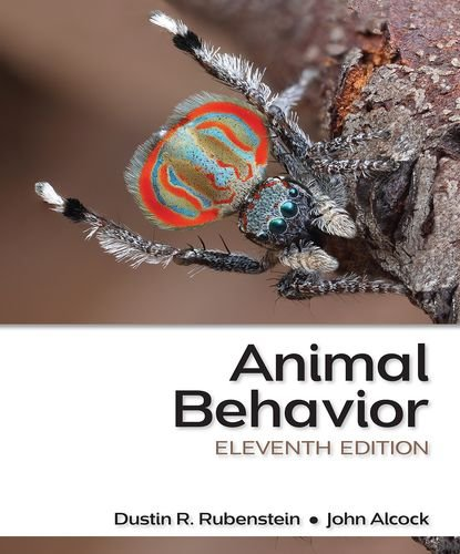Animal Behavior:   2018 9781605355481 Front Cover