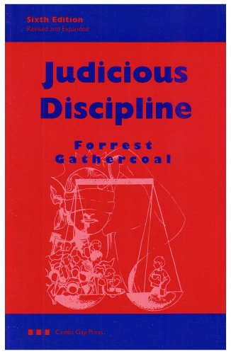 Judicious Discipline  6th 2004 (Revised) edition cover