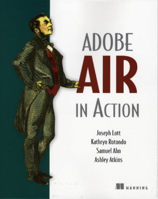 Adobe AIR in Action   2008 9781933988481 Front Cover