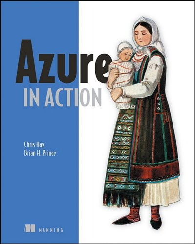 Azure in Action   2010 9781935182481 Front Cover
