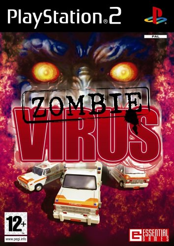 Zombie Virus (PS2) by Essential Games PlayStation2 artwork