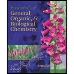 Essentials of General, Organic, and Biochemistry   2001 edition cover