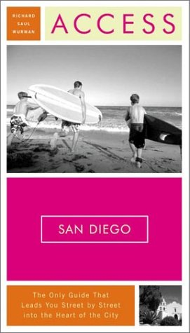 Access San Diego  3rd 2003 9780060008482 Front Cover