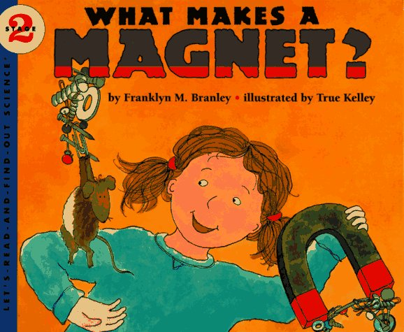 What Makes a Magnet?  N/A edition cover
