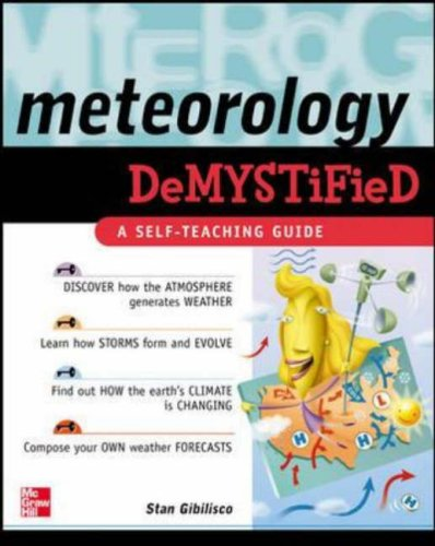 Meteorology Demystified   2006 9780071448482 Front Cover