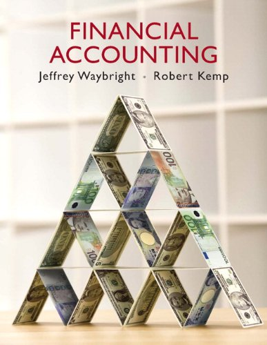 Financial Accounting   2010 edition cover
