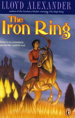 Iron Ring   1997 edition cover