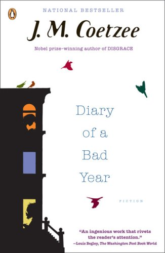 Diary of a Bad Year  N/A 9780143114482 Front Cover