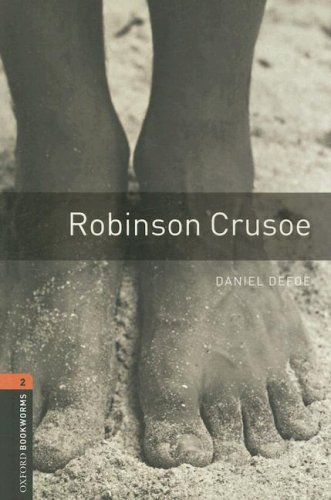 Robinson Crusoe   2007 edition cover