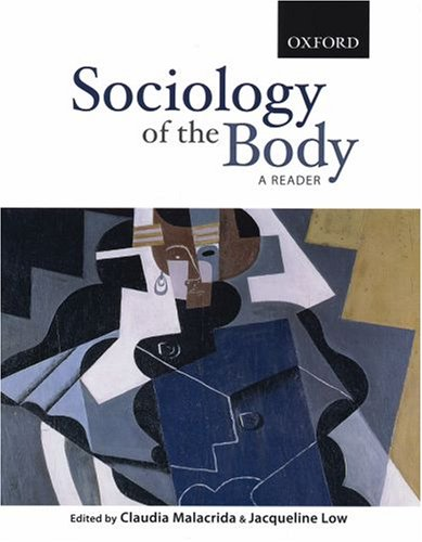 Sociology of the Body A Reader  2008 edition cover
