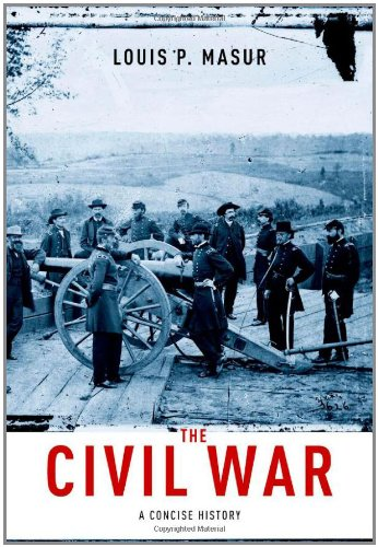Civil War A Concise History  2011 edition cover