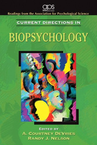 Current Directions in Biopsychology   2009 edition cover
