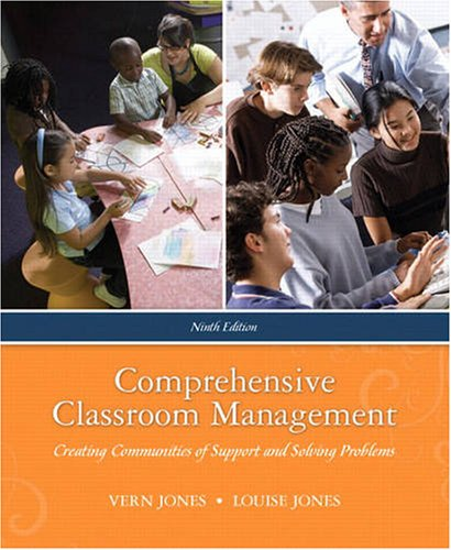 Comprehensive Classroom Management Creating Communities of Support and Solving Problems 9th 2010 edition cover