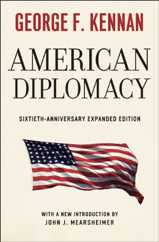 American Diplomacy  16th 2012 (Enlarged) edition cover