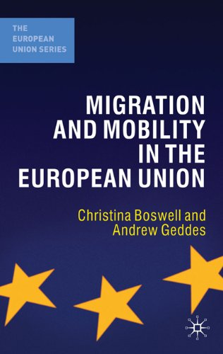 Migration and Mobility in the European Union   2011 edition cover
