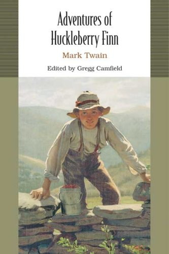 Adventures of Huckleberry Finn, Level 3   2008 9780312446482 Front Cover