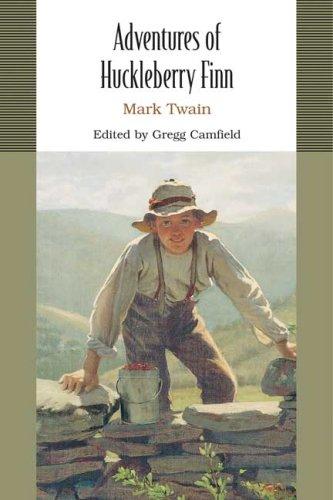 Adventures of Huckleberry Finn, Level 3   2008 edition cover