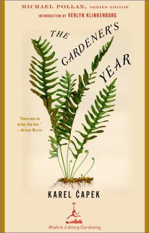 Gardener's Year   2002 edition cover