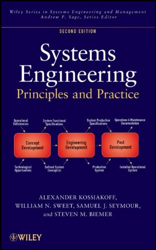 Systems Engineering Principles and Practice  2nd 2011 edition cover