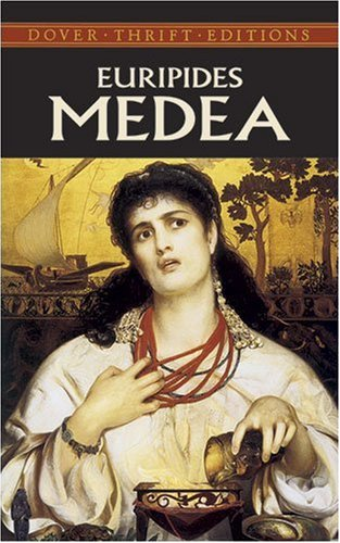 Medea   1993 (Reprint) 9780486275482 Front Cover