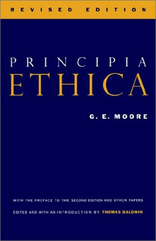 Principia Ethica  2nd 1993 (Revised) edition cover