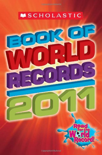 Scholastic Book of World Records 2011  N/A 9780545237482 Front Cover