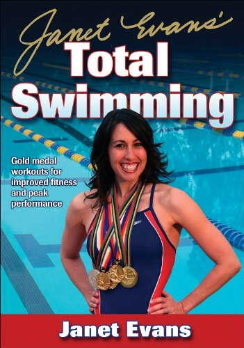 Janet Evans' Total Swimming   2007 edition cover