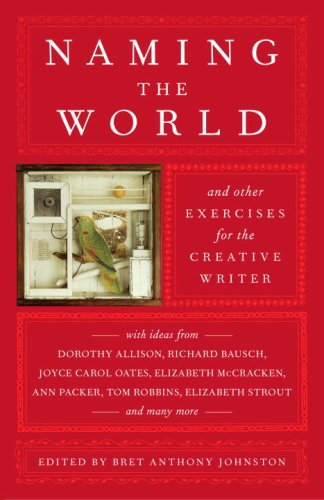 Naming the World And Other Exercises for the Creative Writer  2007 edition cover