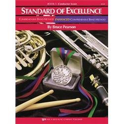 Standard of Excellence Full Score  2004 edition cover