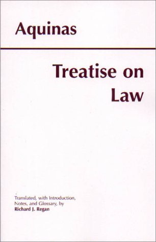 Treatise on Law   2000 edition cover