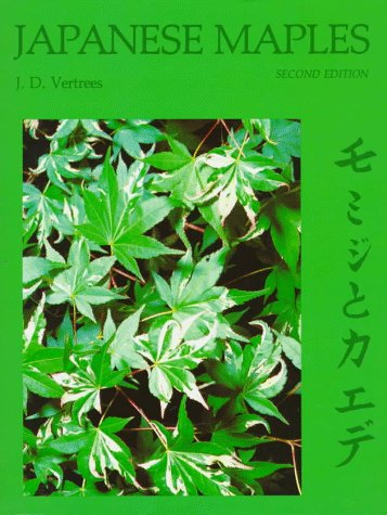 Japanese Maples 2nd 1987 edition cover
