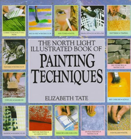 North Light Illustrated Book of Painting Techniques 1st 1986 edition cover
