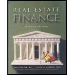 Real Estate Finance 7th 2009 edition cover