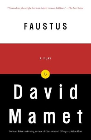 Faustus A Play  2004 9781400076482 Front Cover
