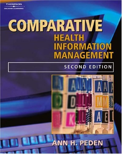 Comparative Records for Health Information Management  2nd 2005 (Revised) edition cover