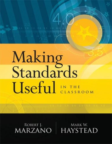 Making Standards Useful in the Classroom   2008 edition cover