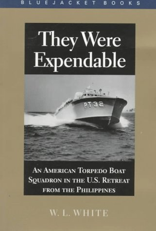 They Were Expendable   1998 9781557509482 Front Cover