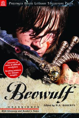 Beowulf - Literary Touchstone Edition  2005 edition cover