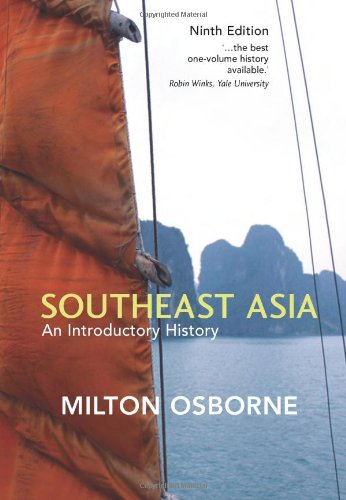 Southeast Asia An Introductory History 9th 2004 (Revised) edition cover