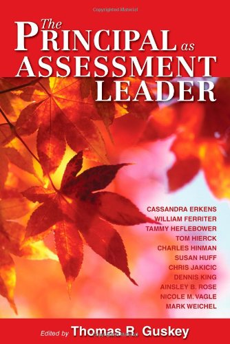 Principal As Assessment Leader   2009 edition cover