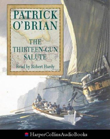 Thirteen-Gun Salute Abridged edition cover